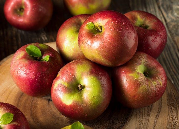 types of apples mcintosh