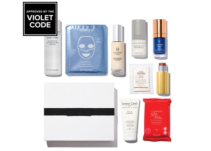Violet Grey's New Beauty Box Features About $800 Worth Of Product (Including Augustinus Bader)
