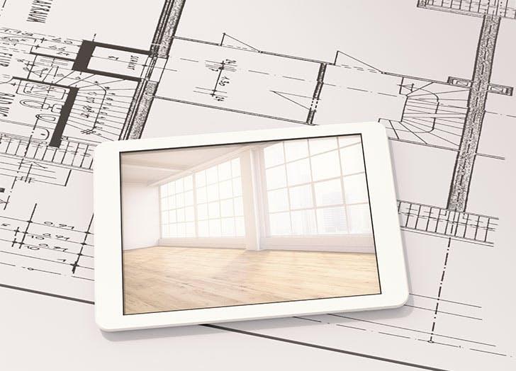 virtual homebuying tips floorplan