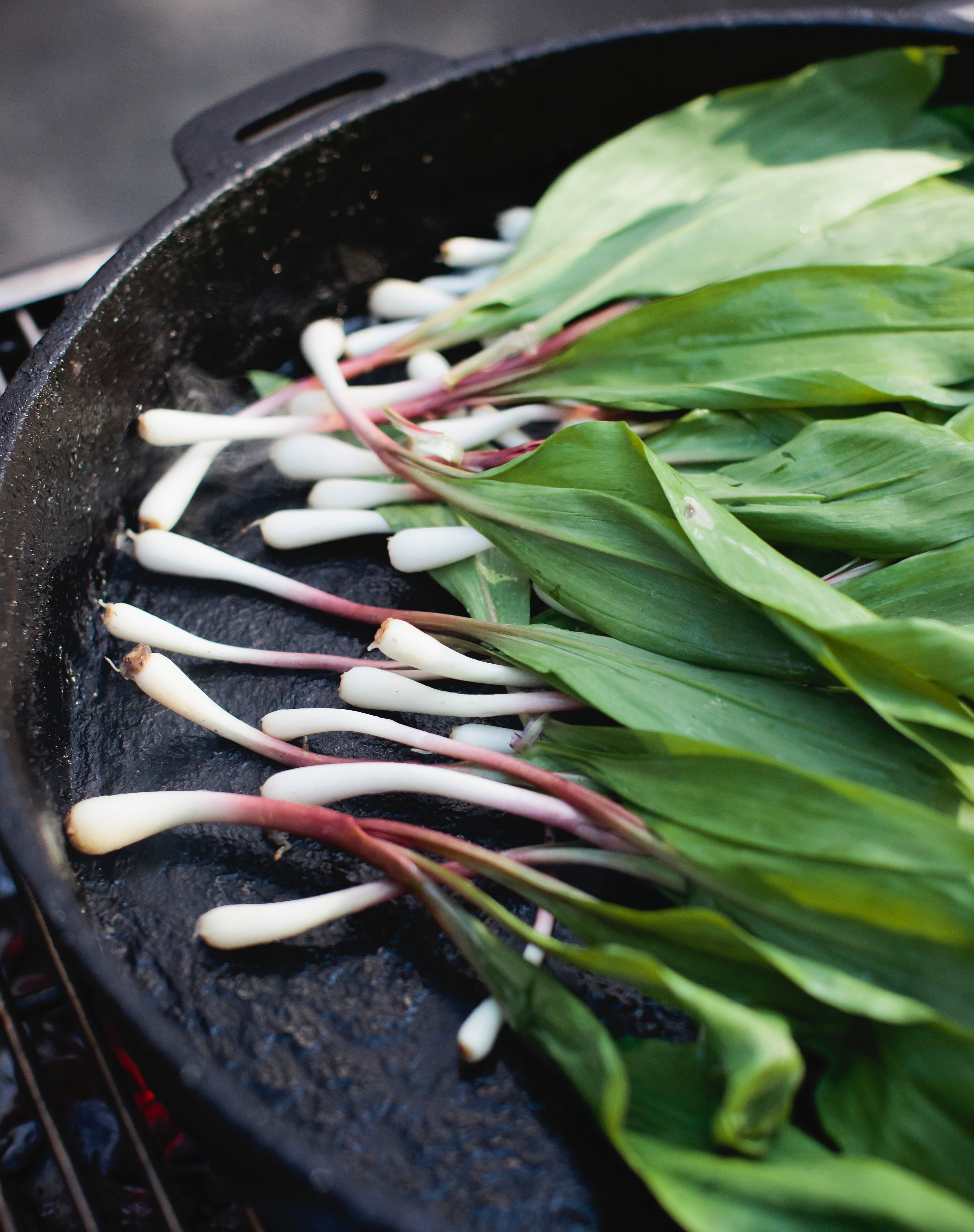 what are ramps cooking