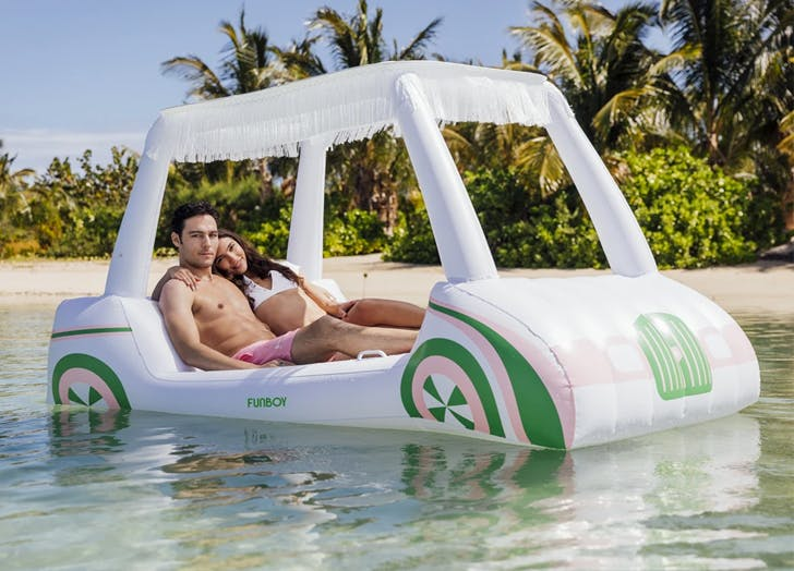 Giant Pool Floats FUNBOY Golf Cart