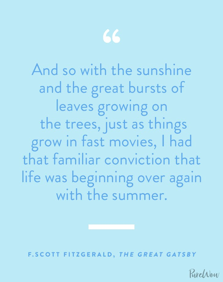 GreatGatsby summer quote