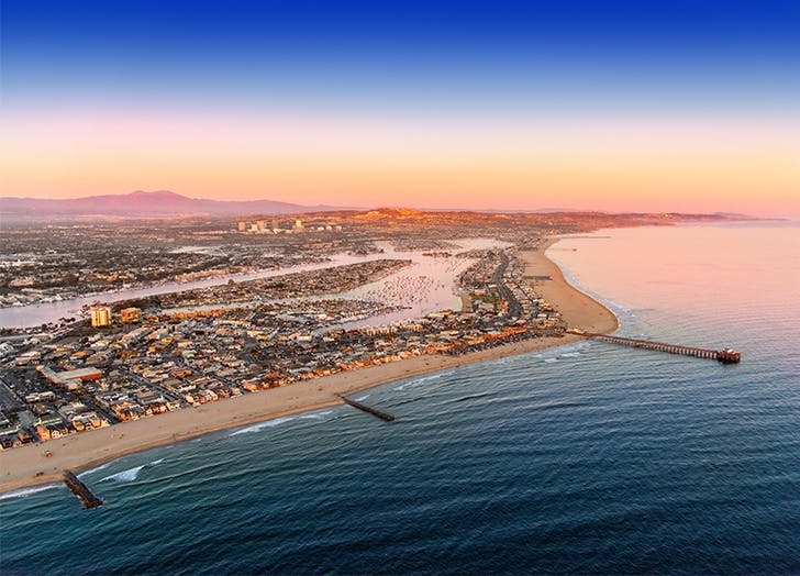 Most beautiful places in ca Newport Beach