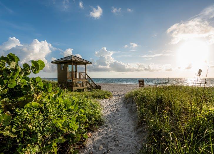 Overlooked Beaches FL CAT