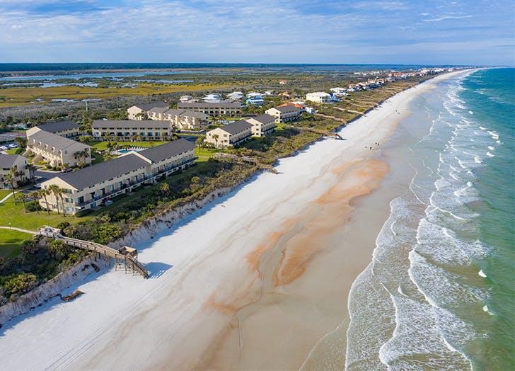 Overlooked Beaches FL Crescent Beach