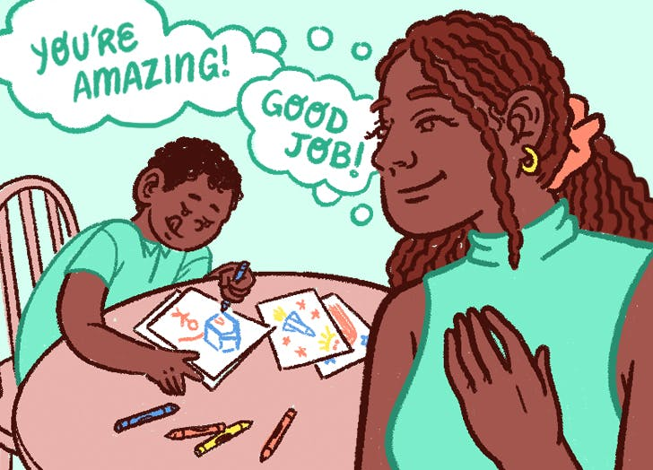 Stop Saying 'Good Job!' to Your Kids (and What to Say Instead)