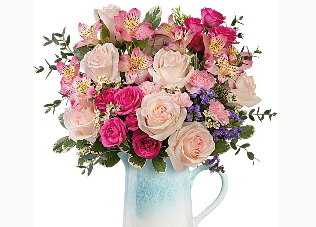 best flowers for mom farmhouse chic1