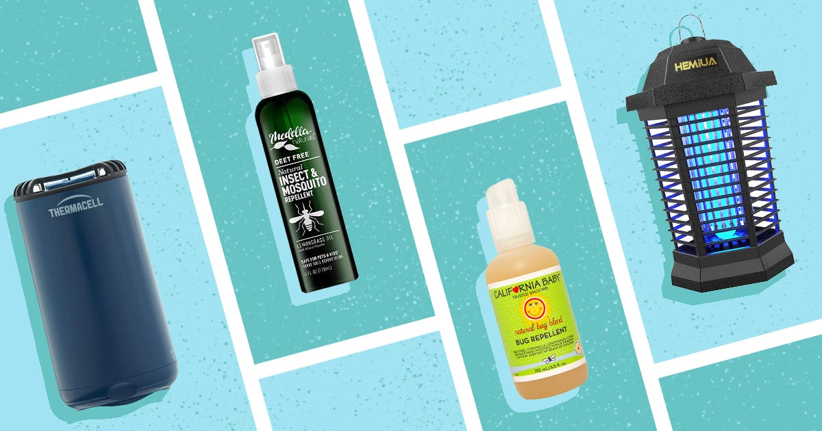The 15 Best Mosquito Repellents to Keep Those Pesky Bugs Away