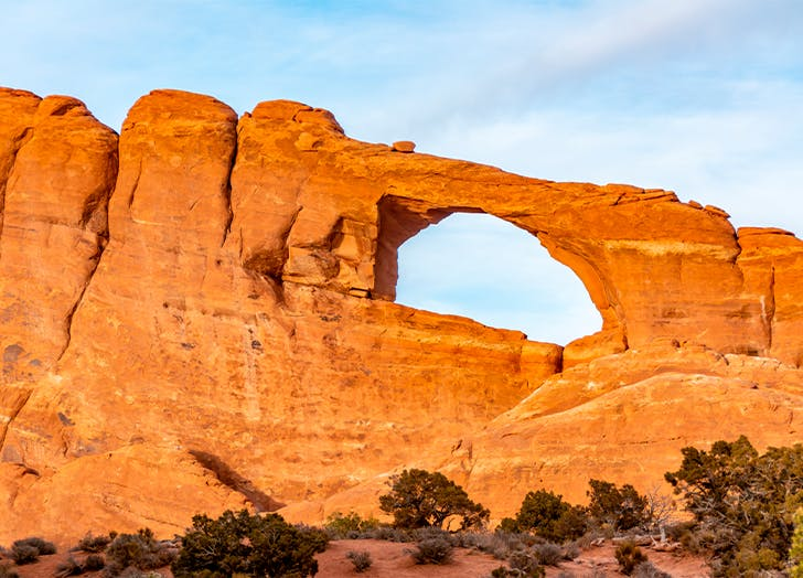 best national parks arches