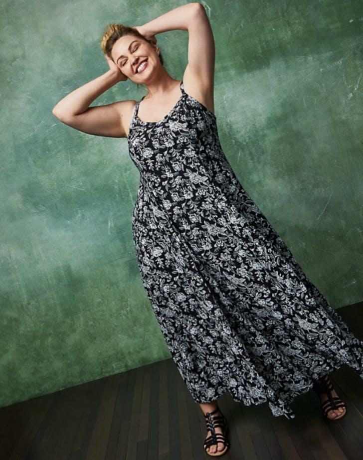 best plus size maxi dresses 1