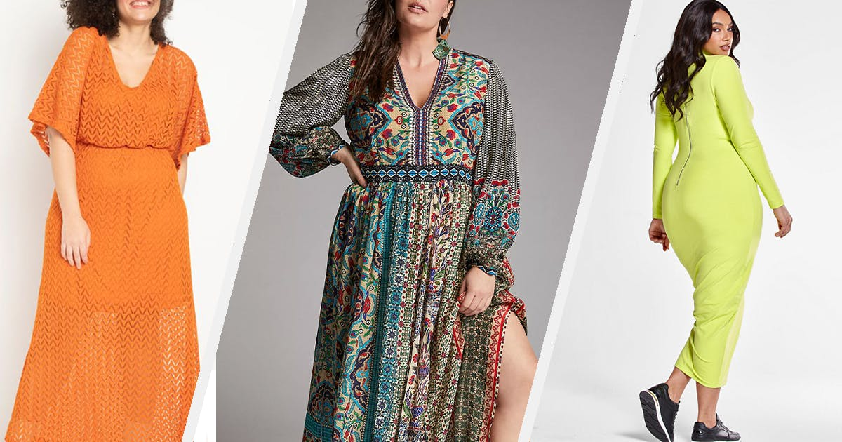 The 20 Best Plus Size Maxi Dresses to Add to Your Closet This Summer