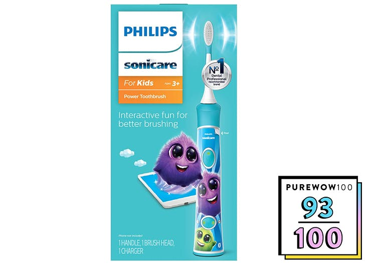 best toothbrush for toddlers sonicare