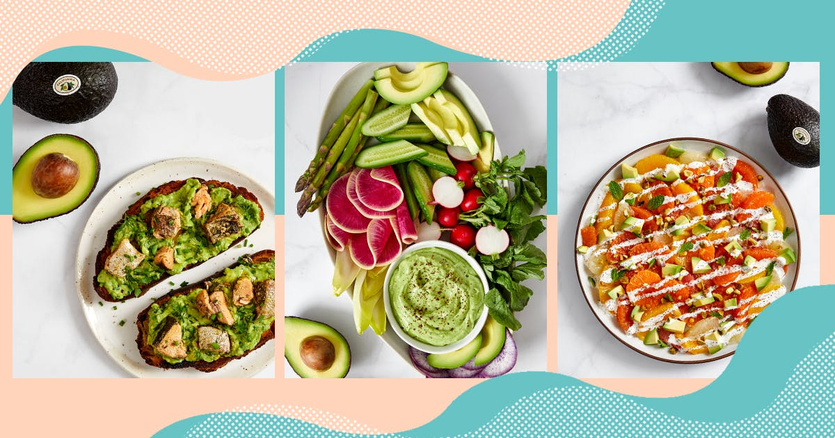 10 California Avocado Recipes You'll Be Making Over and Over Again