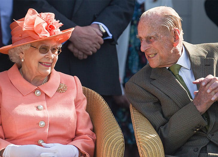 Queen Elizabeth Halts Royal Duties & Enters 8-Day Mourning Period to Honor Her Late Husband, Prince Philip