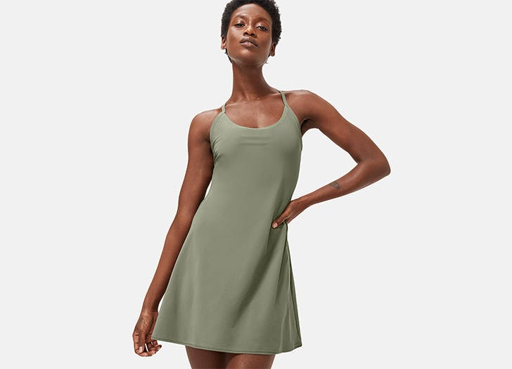 Outdoor Voices Just Re-Launched Its Best-Selling Exercise Dress (in *Nine* Different Colors)