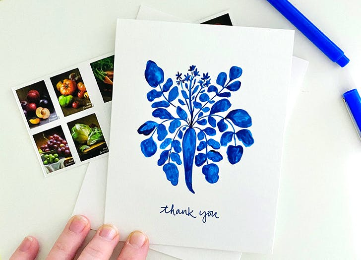 How Sending Gratitude Letters Became the Zero-Pressure Self-Care Ritual I Needed During the Pandemic