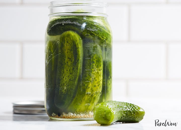 How to Pickle Vegetables at Home (Hint: It's Really Simple)