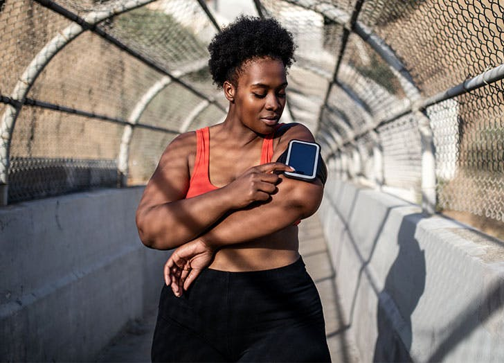 9 Tips for Working Out With Natural Hair