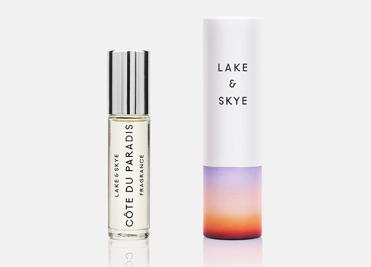 Lake & Skye Just Launched Its Côte Du Paradis Fragrance Oil (& It Seriously Smells Like Summer)