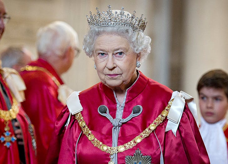 Queen Elizabeth Performed *This* Royal Duty Today, Just a Few Days After Prince Philips Passing