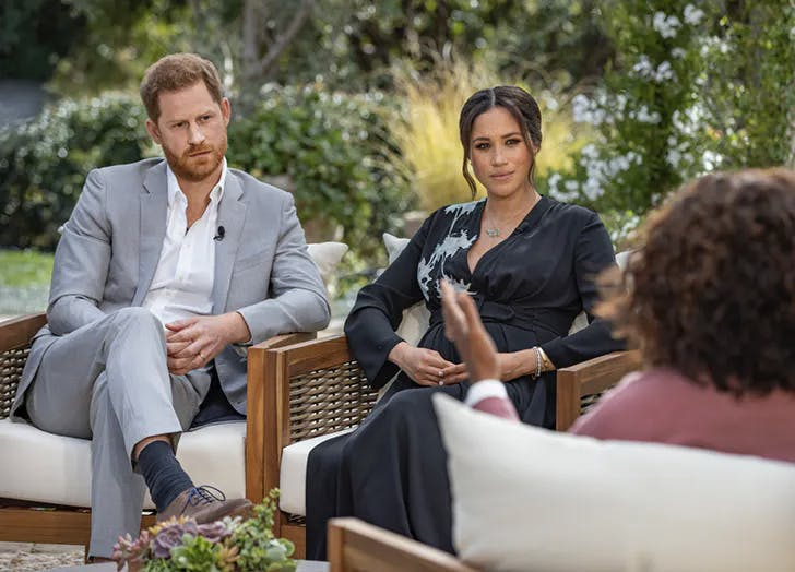 Oprah Winfrey Finally Breaks Her Silence on Her Tell-All Interview with Meghan Markle & Prince Harry