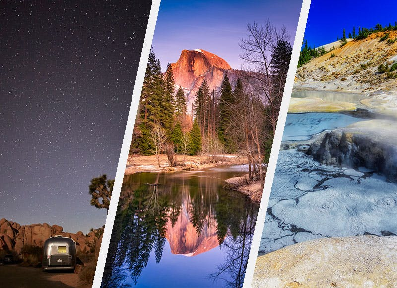national parks in california cat