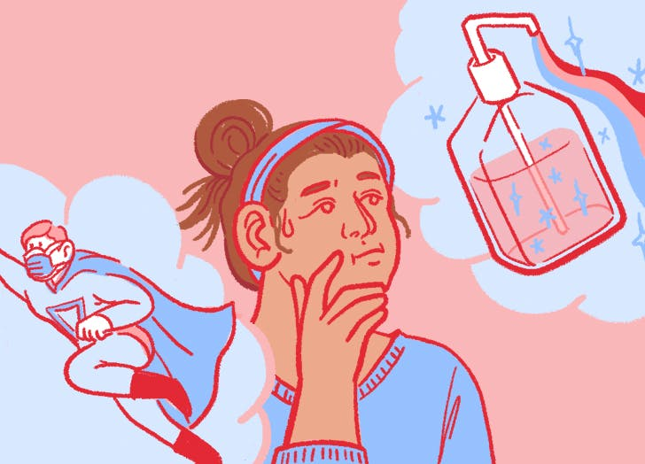 14 Parents on the Flat-Out Lies They've Told During the Pandemic