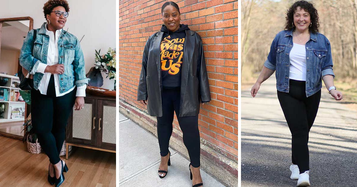 Pari Passu Makes the Absolute Best Plus-Size Leggings, According to Real Women Who've Worn Them