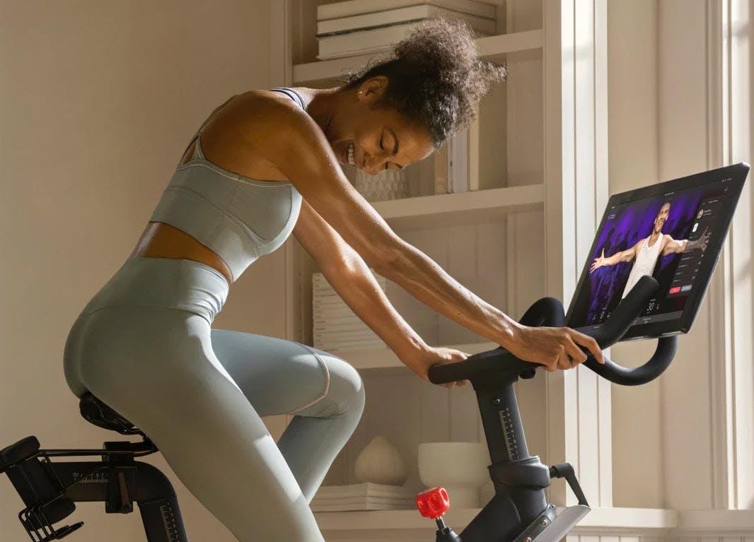 peloton accessories rider