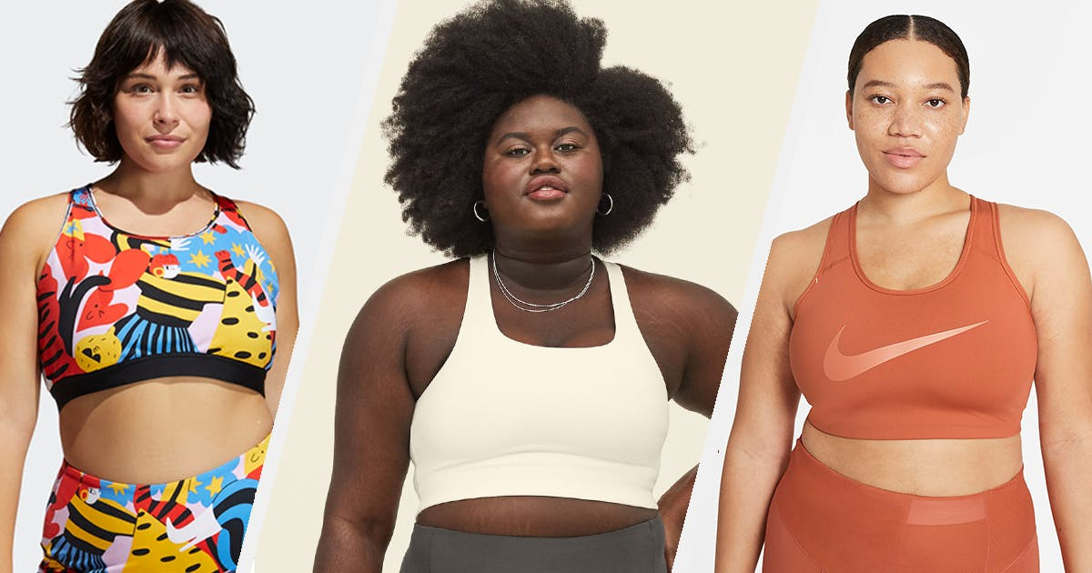 The 10 Best Plus-Size Sports Bras for a Hassle-Free Workout