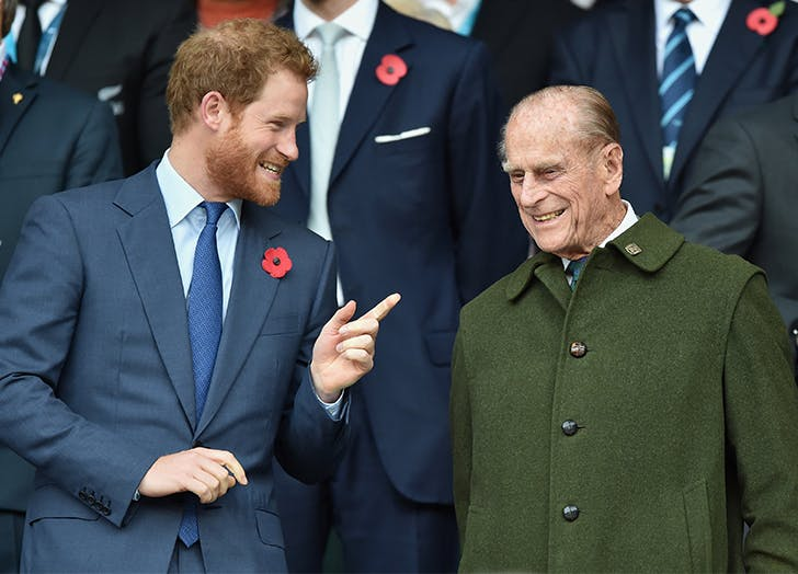 Prince Harry Calls Grandpa Prince Philip a 'Master of the Barbecue, Legend of Banter' in New Personal Statement