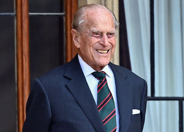 The Royal Familys Website Was Taken Down Entirely Following the Passing of Prince Philip
