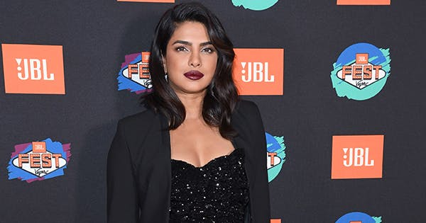 Priyanka Chopra Stole the Show at Last Night's BAFTAs in Not One, But Two Stunning Outfits