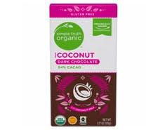 simpletruth coconut dark chocolate
