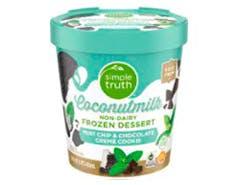 simpletruth coconut milk ice cream