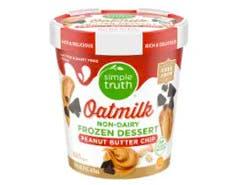 simpletruth oat milk ice cream