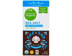 simpletruth sea salt chocolate