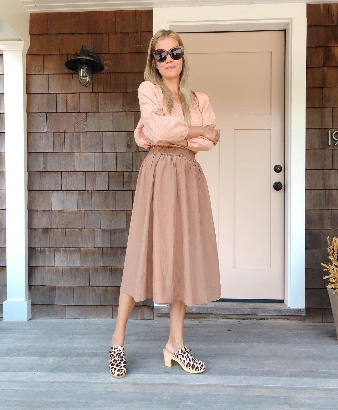 spring shoe trends clogs jessie loeffler randall