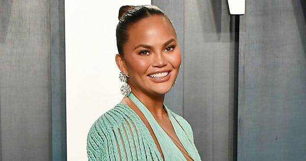 Chrissy Teigen Reveals Why She Posts More Pics of Daughter Luna Than Her Son Miles