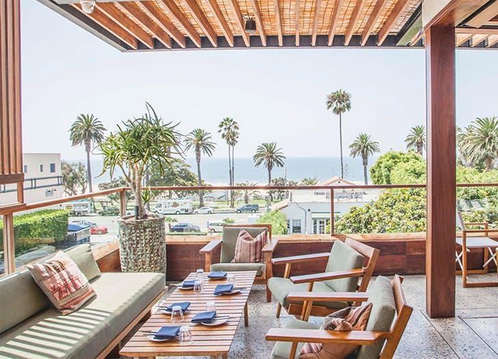 Best rooftop restaurants in la CAT