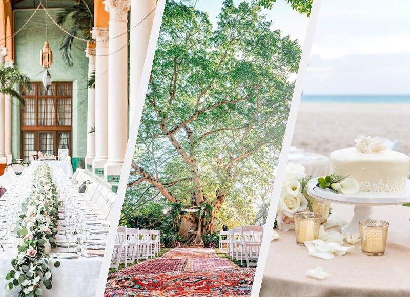 Miami beautiful wedding venues CAT