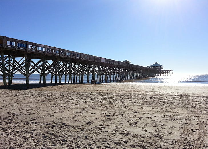 The Best East Coach Beaches FOLLY BEACH