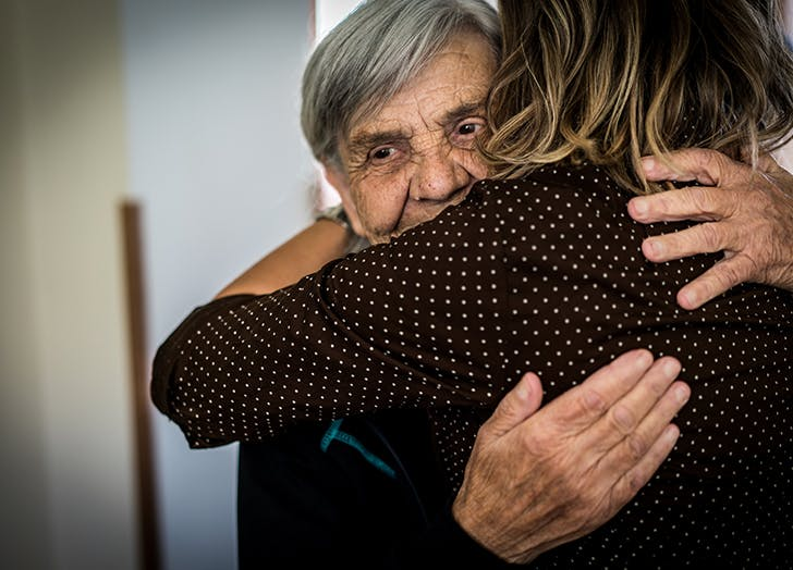 The One Phrase We Should Stop Saying to Our Aging Parents