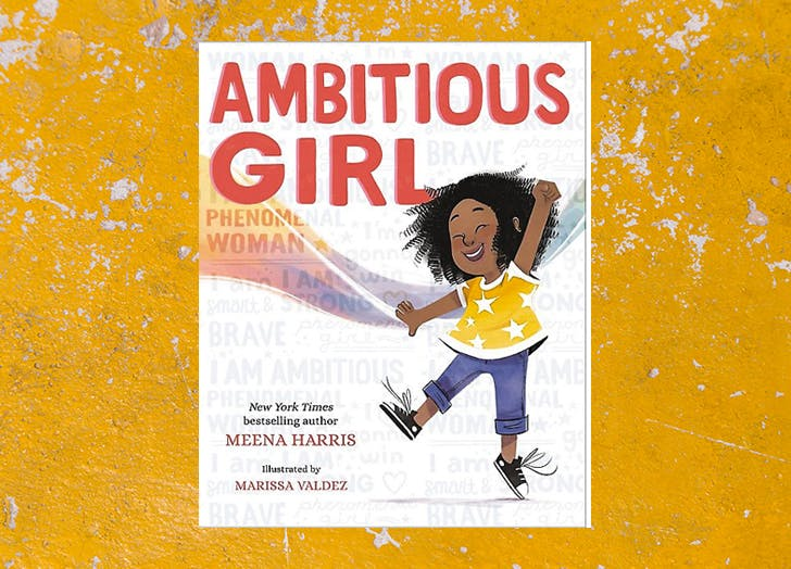 2 Words We Should Stop Saying to Ambitious Girls, According to Meena Harris