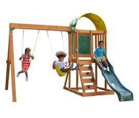 backyard upgrades swing