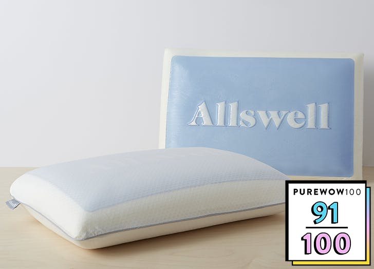 best cooling pillow allswell