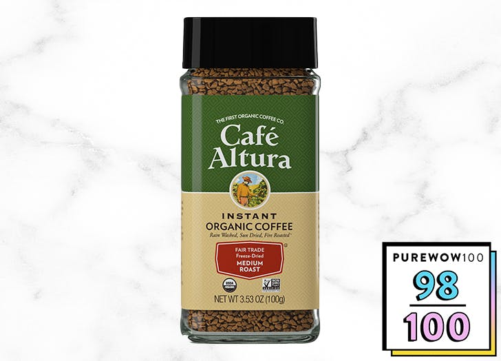 best instant coffee brands cafe altura
