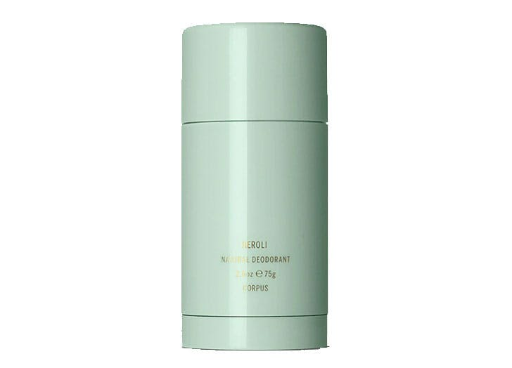 best natural deodorant corpus