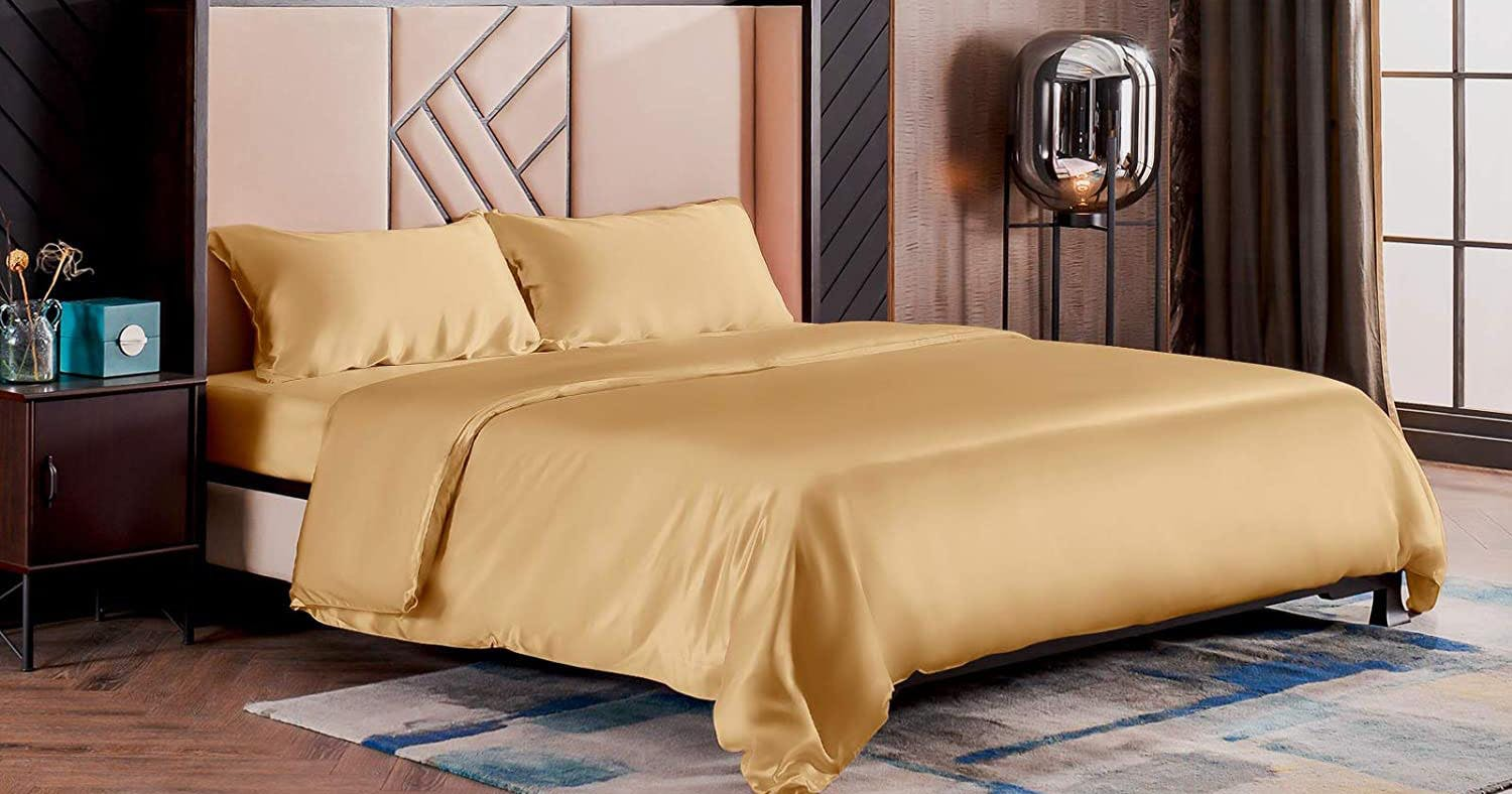 The 15 Best Silk Sheets Money Can Buy