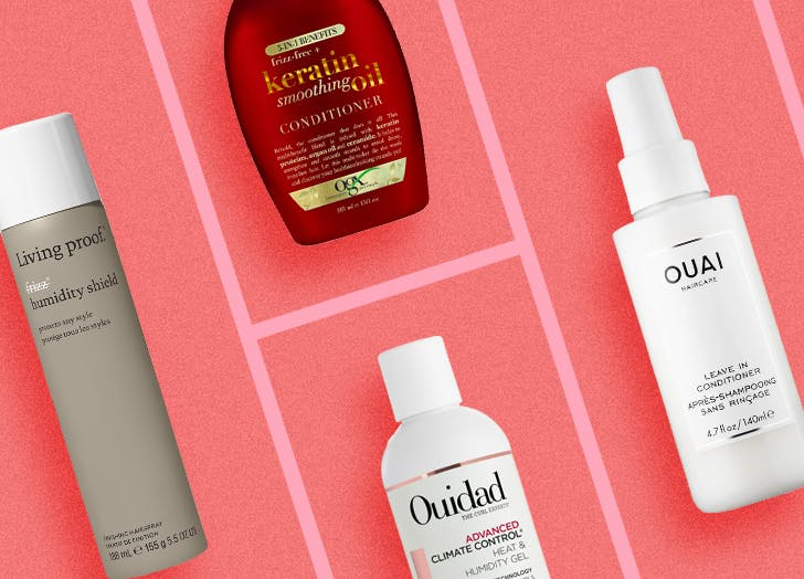 best products for frizzy hair in humidity cat